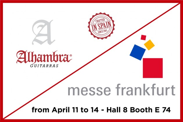 Alhambra will combine innovation and tradition at Messe Frankfurt 2018
