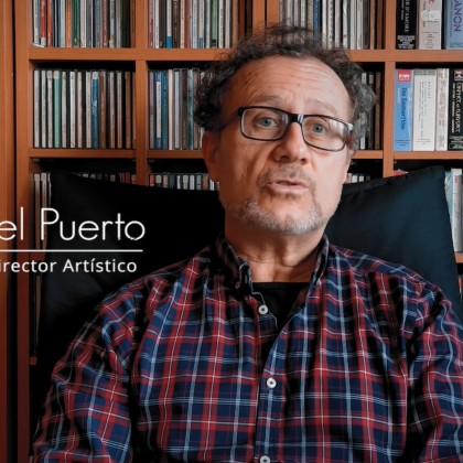 With José Luis Ruíz del Puerto- Portraits in Times of Pandemic
