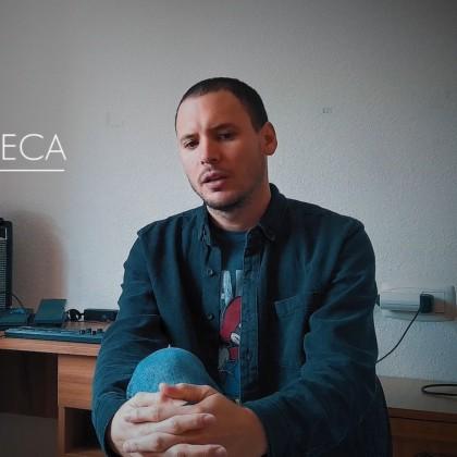 Con Josué Fonseca - Retratos en Tiempos de Pandemia