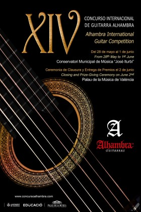 2018 Alhambra Competition and the commitment to the Spanish Guitar