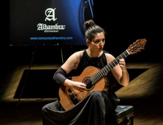The role of women in the world of guitar