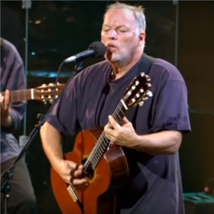 Auctioned the David Gilmour's Alhambra guitar from Pink Floyd